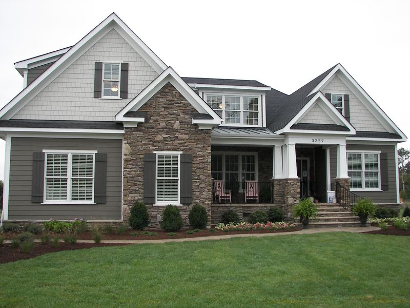 mayfield designs | one story homes